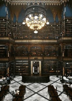 Real Gabinete Português de Leitura do Rio de Janeiro/Divulgação