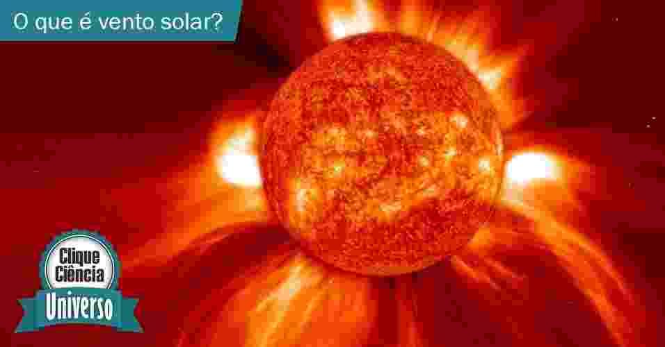 14.jan.2014 - Clique Ciência: O que é o vento solar? - Nasa/UOL