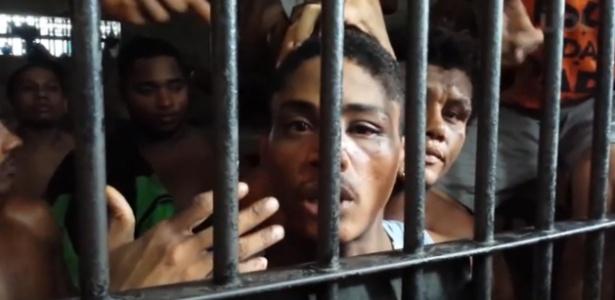 Quantidade de presos do Brasil é o dobro do número de vagas na cadeia