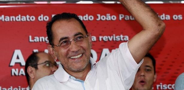 O ex-deputado federal João Paulo Cunha, absolvido pelo STF