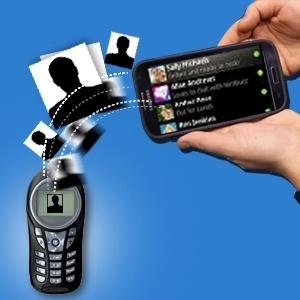 É possível passar contatos do celular básico para o smartphone, mas o sucesso da tarefa depende do modelo do aparelho adquirido