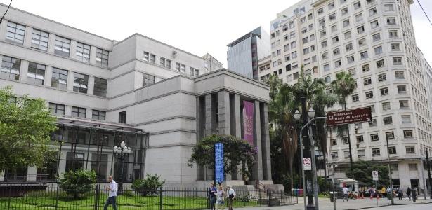 Resultado de imagem para Biblioteca Mário de Andrade