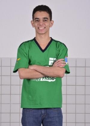 Marcos Santana ficou em 1º lugar no vestibular 2014 do ITA - Divulgação