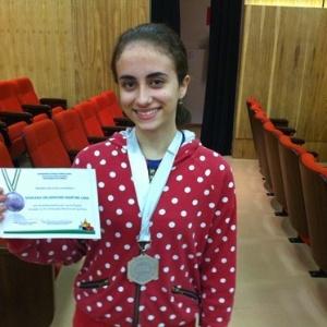 Apesar de ter passado na UFMG em 1° lugar, Mariana Drummond ainda aguarda resultado da Fuvest - Acervo Pessoal