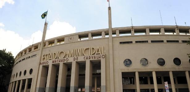 Pacaembu pode receber a final do Campeonato Paulista 2017