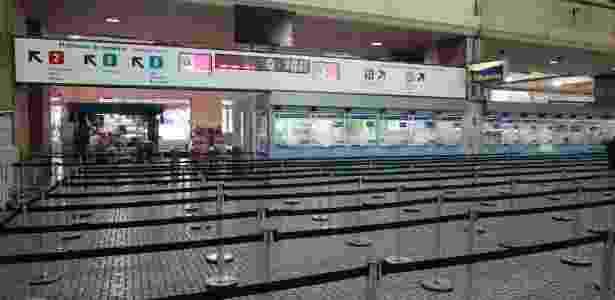 Estação da Central do Brasil, no Rio de Janeiro, em foto de 2014 - Pablo Jacob / Agência O Globo (22.jan.2014)