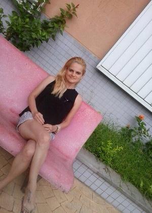 Aline Alves Costa, 34 anos, recupera peso após tratamento para anorexia no HC-SP; ela chegou a pesar 24 kg