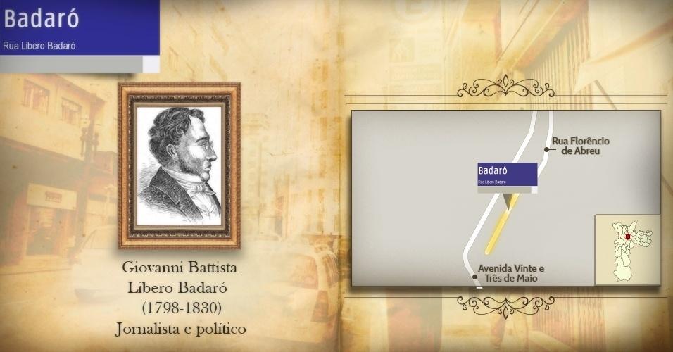 Libero Badaró