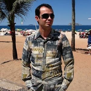 Orkut Buyukkokten visitou o Brasil em 2005, no auge do sucesso da rede