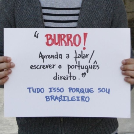 Denúncia de xenofobia contra brasileiros na Universidade de Coimbra - Divulgação/Lista R - ACC