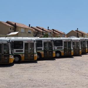 Terminal de ônibus em Porto Alegre