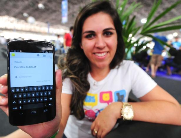Participantes da Campus Party indicam aplicativos essenciais para ter no smartphone