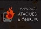 Veja onde ônibus foram incendiados na Grande SP em 2014 - Arte/UOL