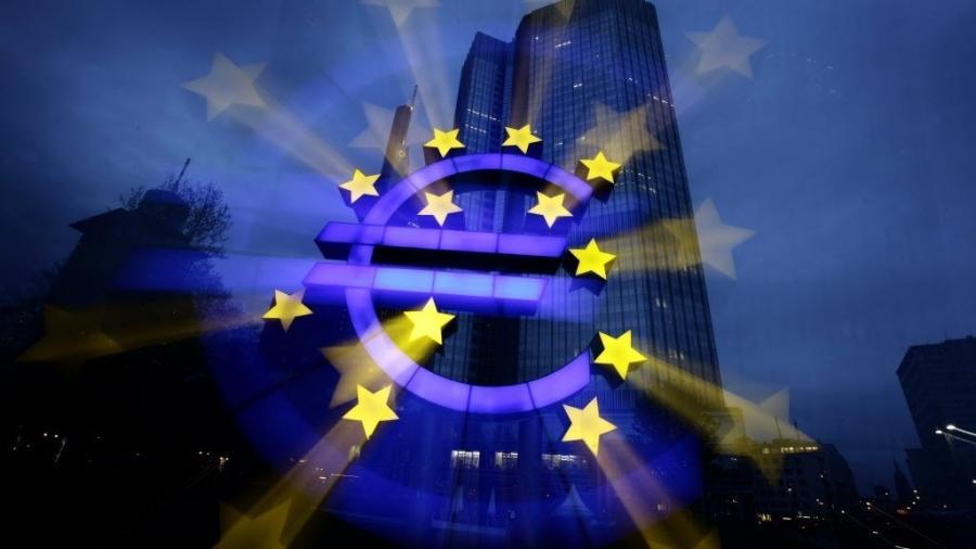 Economias de Alemanha, Itália, Espanha e Holanda registraram contrações. A França cresceu 0,4% na base trimestral. - Kai Pfaffenbach/Reuters