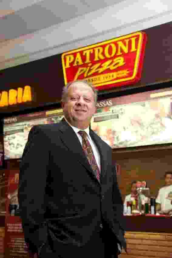 Rubens Augusto Junior, da franquia Patroni Pizza - Douglas Luccena/Divulgação