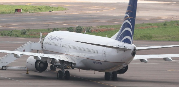 Voo da Copa Airlines terminou de forma inusitada, após passageiro pular de avião