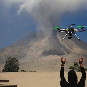 Uso comercial de drones sofria sanções nos EUA - Beawiharta/Reuters