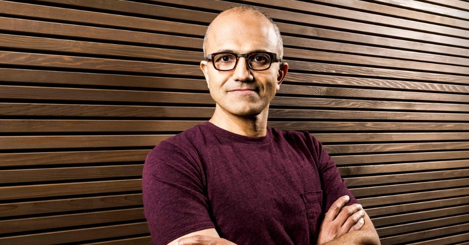 Satya Nadella, novo CEO da Microsoft