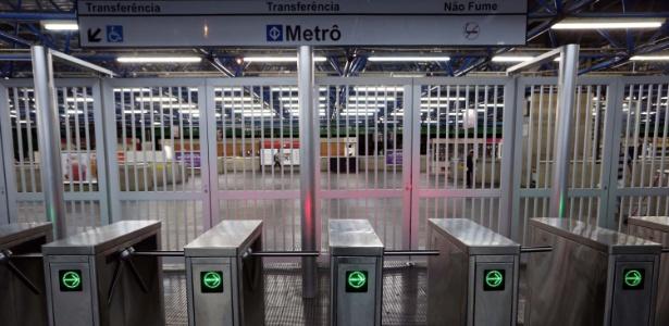 Mais de 57 mil metros de cabo foram furtados das estações de trem e metrô em SP entre janeiro e agosto de 2016