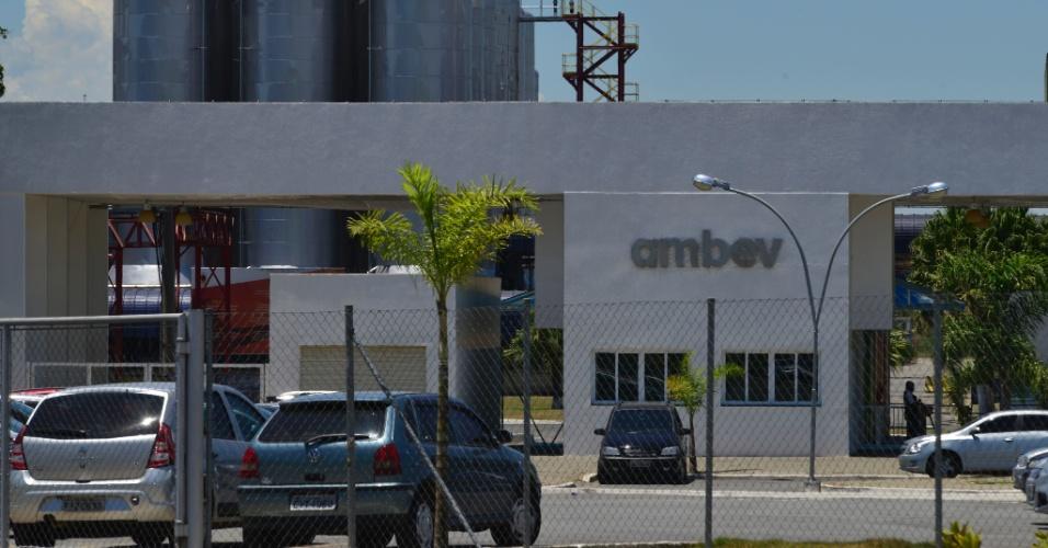 5.fev.2014 - A fábrica da Ambev (Companhia de Bebidas das Américas), em Jacareí (SP), registrou grande vazamento de gás amônia segundo o Sindicato dos Trabalhadores da Alimentação e Bebidas de São José dos Campos e Região