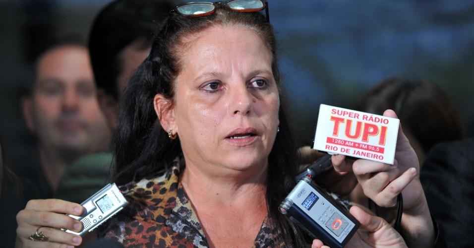 A médica cubana Ramona Matos Rodriguez, 51, deixou o programa Mais Médicos e anunciou na noite desta terça-feira (4) que vai pedir asilo político ao Brasil