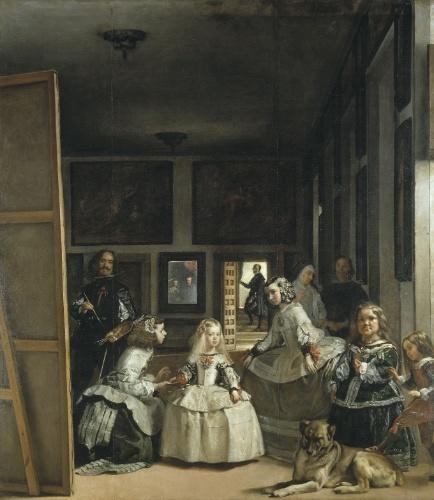 As Meninas, de Velázquez