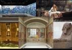 Aprenda sobre história da arte: museus disponibilizam 22 acervos online - Montagem