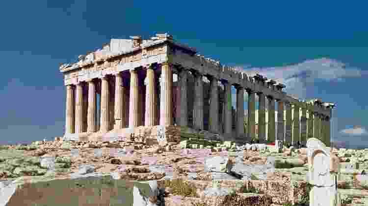 Partenon de Atenas - Wikicommons - Wikicommons