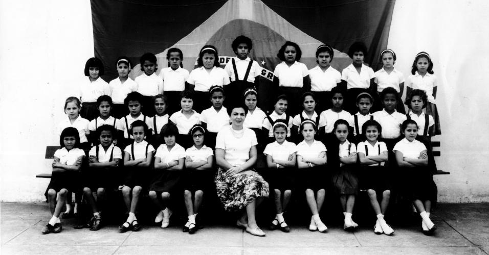 Escolas Agrupadas Capela do Socorro Déc de 50