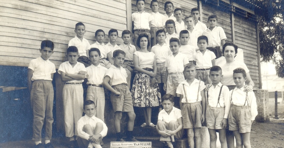Escolas Agrupadas Vila Helena 1961