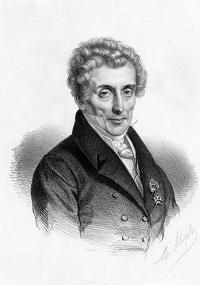 Luigi Cherubini é lembrado na história da música por ser autor de mais de vinte óperas