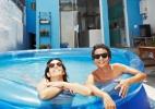 Calor recorde faz população mudar de hábitos - Fernando Pastorelli/Folhapress