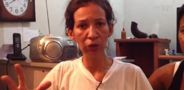 Fogos eram para fazer barulho, diz mãe de suspeito - Reprodução/O Globo