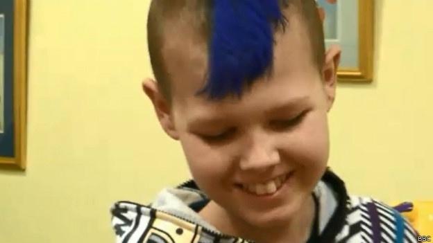 Recuperação de Deryn, diagnosticado com leucemia e câncer, surpreendeu médicos
