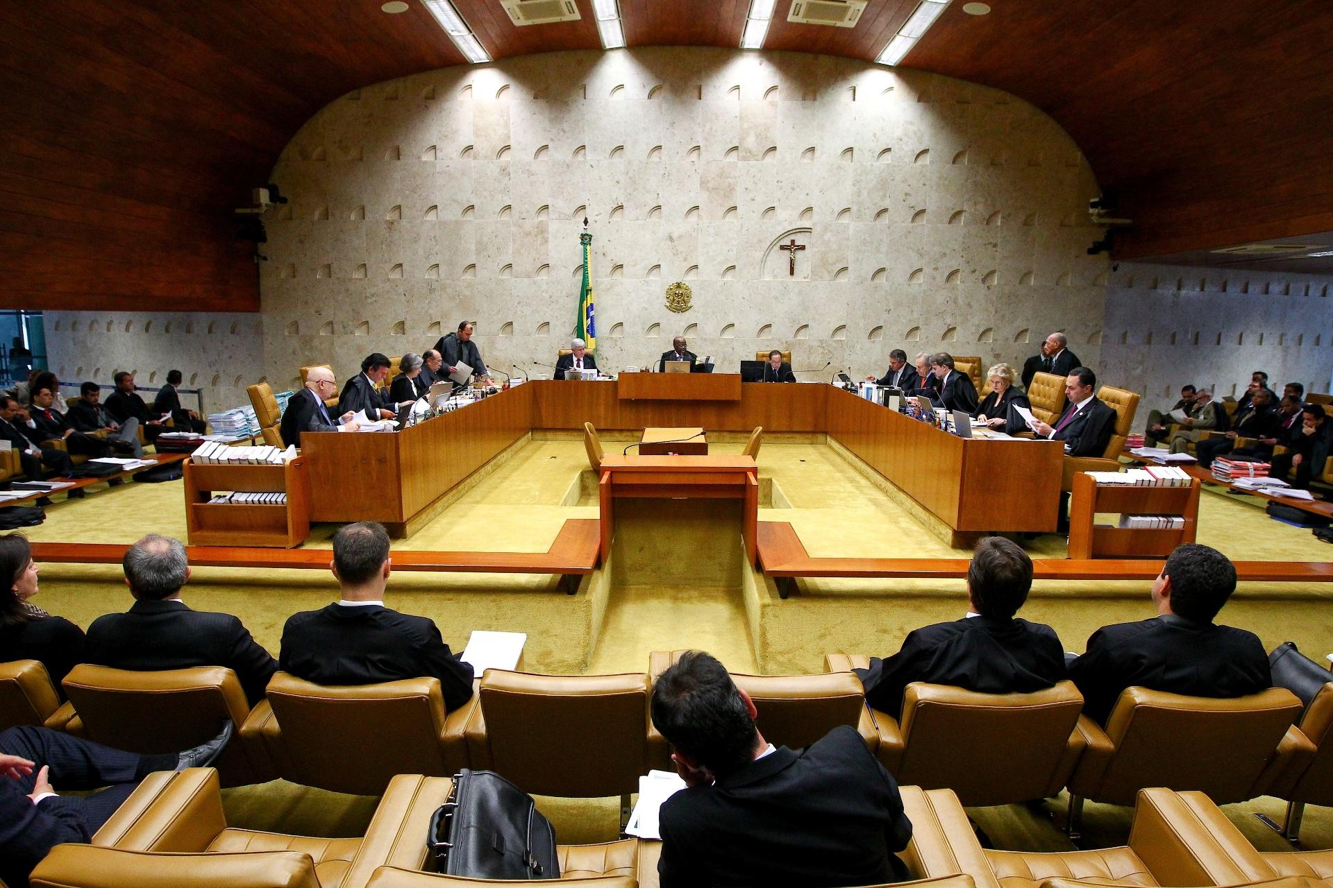 f9cbcb9049d Quem são e como votam os ministros do Supremo Tribunal Federal - 31 03 2016  - UOL Notícias