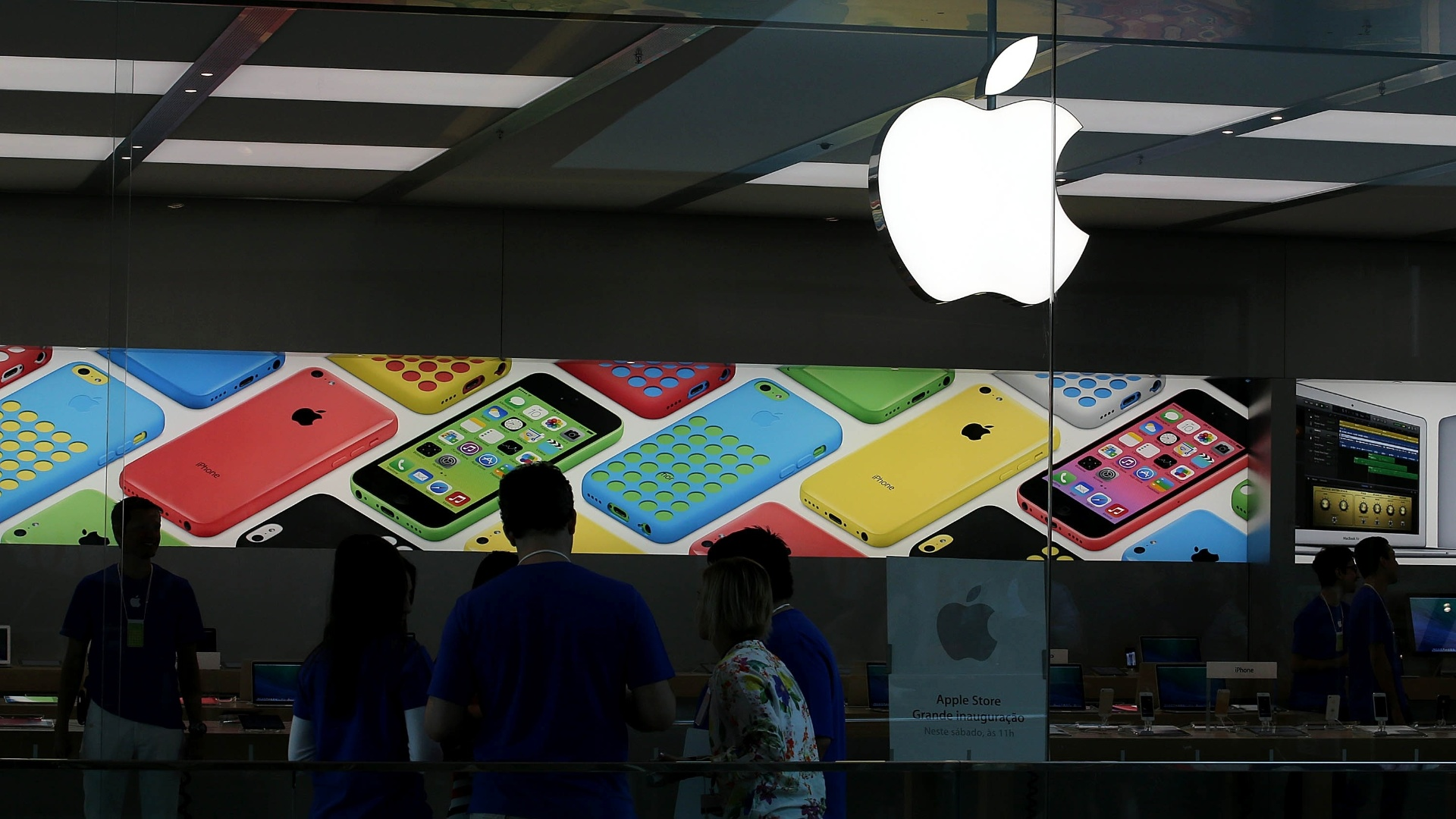 396e24ed19d Com 422 Apple Stores no mundo