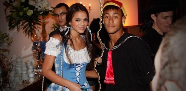 Após término, Bruna Marquezine e Neymar agendaram dias diferentes para ir ao camarote Brahma no Carnaval carioca