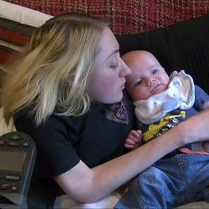 Marie-Ann Andrews decidiu na adolescência que queria ser mãe