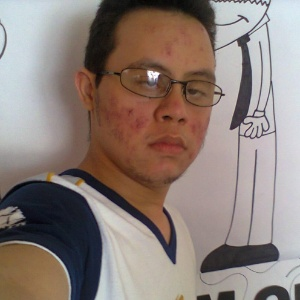 Genilson Protásio Filho, 17, é o primeiro aluno com Síndrome de Down a ingressar no IFMA - Arquivo pessoal