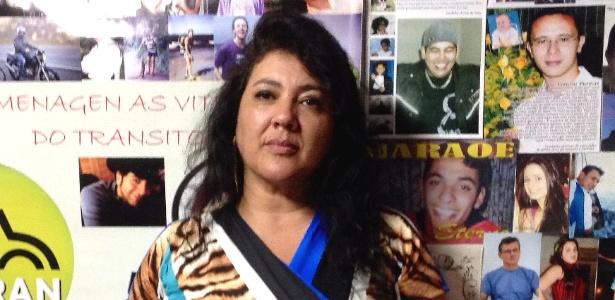 Mãe que perdeu filho em acidente com deputado é a mais votada no Paraná - Osny Tavares/UOL