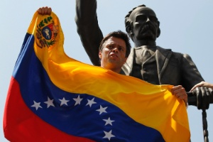López foi condenado por promover a violência nos protestos contra o governo de Maduro, em 2014
