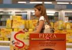 Ação da dona da Sadia opera em alta de mais de 4%; Bolsa cai - Diego Padgurschi/Folha Imagem