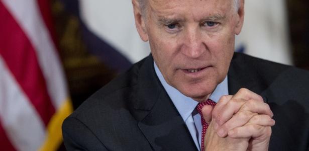 Joe Biden, vice dos Estados Unidos, assistirá ao menos uma partida da seleção durante o Mundial