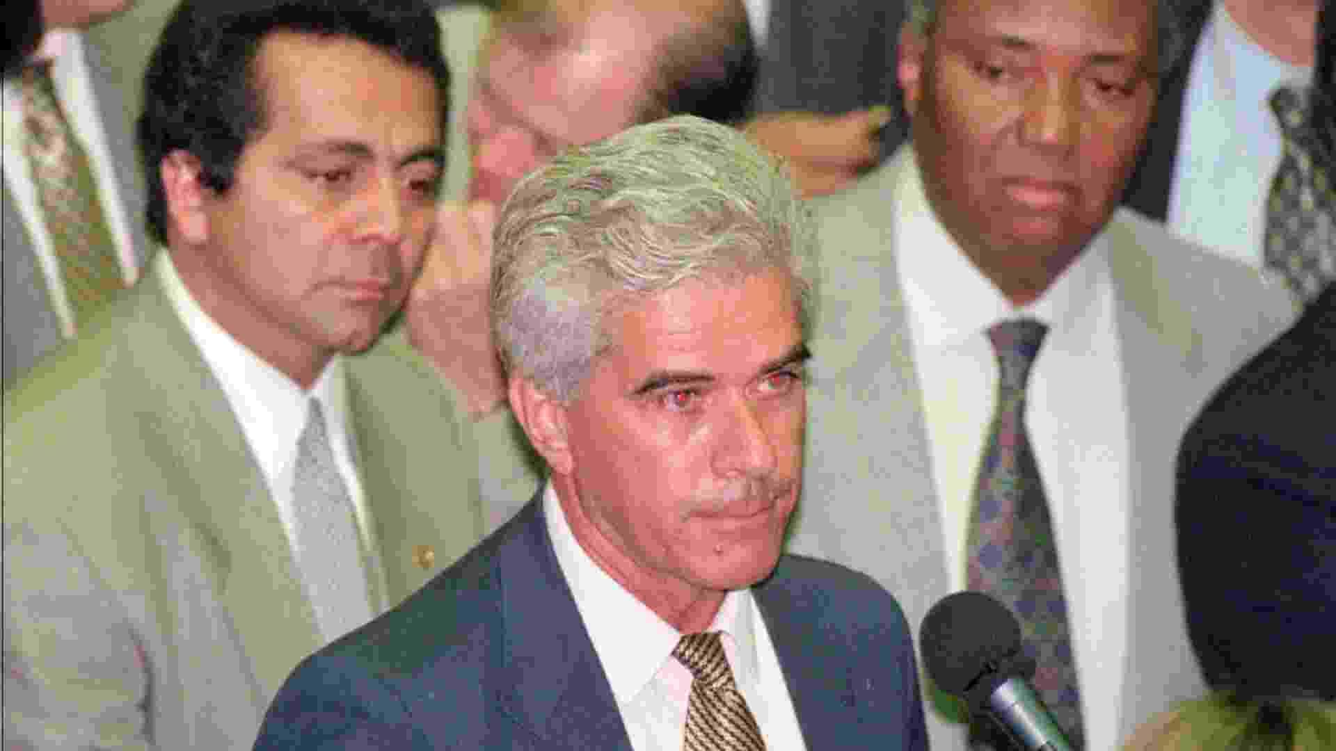 19.fev.2014 - O ex-deputado João Maia, na época PFL e hoje DEM, renunciou pelo mesmo motivo de Ronivon, em 21 de maio de 1997 - Jefferson Rudy/Folhapress