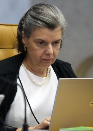 A presidente do STF (Supremo Tribunal Federal), ministra Cármen Lucia
