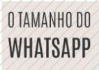 Preço do WhatsApp equivale a toda a fortuna de Mark Zuckerberg; veja curiosidades - Arte/UOL