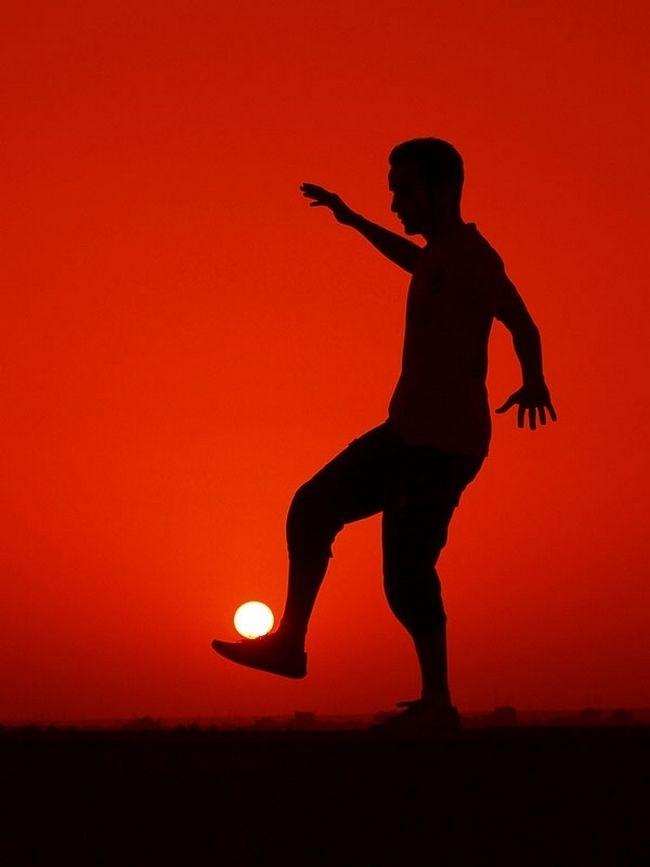Futebol solar