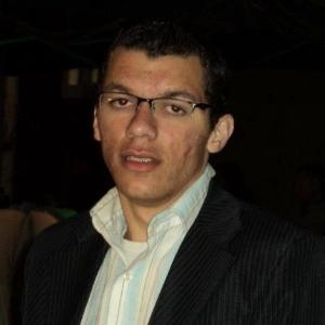 Edivando de Moura Barros, 22, é calouro de medicina da Unifesp e da UFTM - Arquivo pessoal
