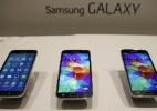 Samsung Galaxy S5 traz recursos fitness e de segurança, mas pouca inovação - Albert Gea/Reuters