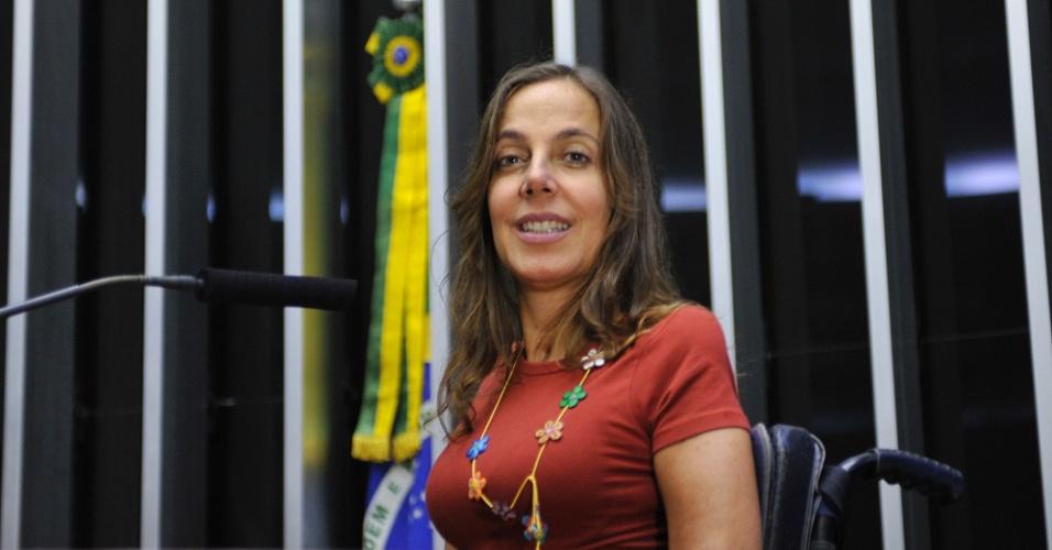 Mara Gabrilli, deputada federal (PSDB-SP)